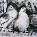 Animal_Doves_charcoal
